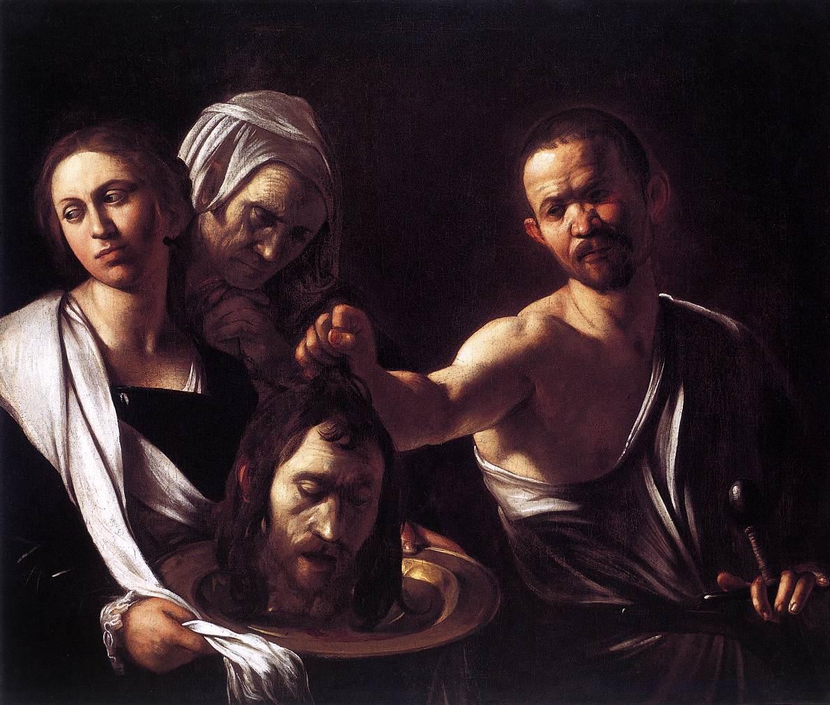 Saint John's beheading